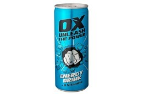 OX Energy Drink - 250ml
