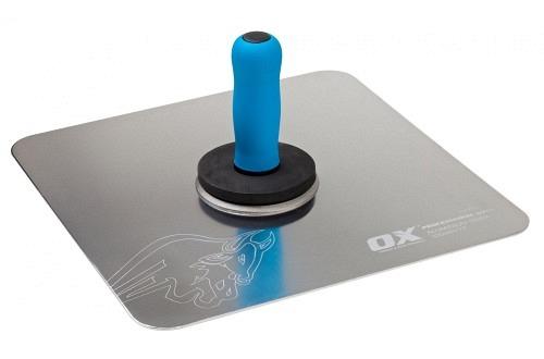 OX Profi Aluminium  Gipser HAWK - 330 x 330 mm