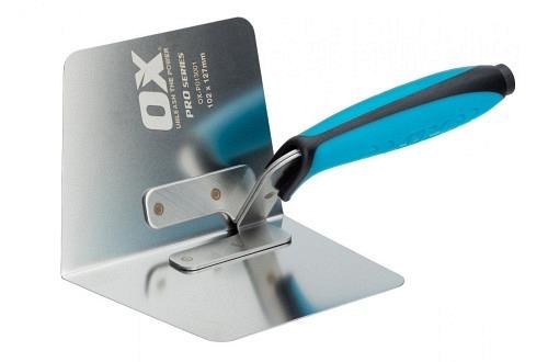 OX Profi Inneneckspachtel 102 X 127mm